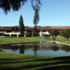 A view of the clubhouse at Club Campestre de Tijuana