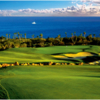 A view of the 18th fairway at Desert Golf Course from Cabo del Sol