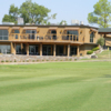 A view of the clubhouse at Duncan Golf & Country Club