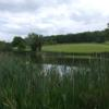 A view over the water from Raglan Parc Golf Club