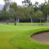 A view of a green at Bonita Golf Club