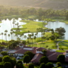 Aerial view from Fairbanks Ranch Country Club
