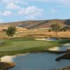 A view of a hole at Barona Creek Golf Club