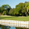 A view of hole #18 at North from East Lake Woodlands Golf & Country Club (ClubCorp)