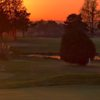 A view from a green at Bethel Island Club