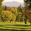 A fall view from Sebastopol Golf Course (Sonoma County)