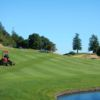 A view of a fairway at Fountaingrove Golf & Athletic Club