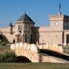 Royal Links Golf Club: Clubhouse & Swilican Bridge