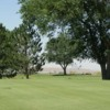 A view of a hole at Riverview Golf Course