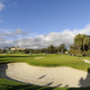 A view of the 10th hole at historic Riviera Country Club