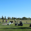A view of the driving range at Lakeside Greens Golf and Country Club