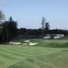 A view from a fairway at Little Mountain Country Club