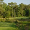 May River - Hole Two, 206 yards, Par Three