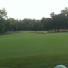 A view of a green at Indian Creek Golf Course