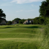 A view from a fairway at Twin Creeks Golf Course