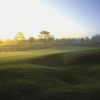 Sunrise over the hole #12 at Orange Lake Resort - The Legends Course