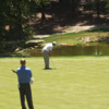 A view from Azaleas at Dancing Rabbit Golf Club