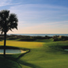 View of green #14 from the Turtle Point course at Kiawah Island Resort