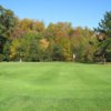 A view of a hole at Midway Par 3 Golf Course