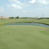 A view from a tee at Tierra Santa Golf Club