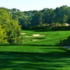 A view of a fairway at Canterbury Woods Country Club