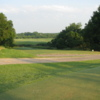 A view of a tee at Country View Golf Club
