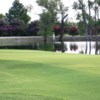 A view of the 7th hole at Willow Springs Golf Course