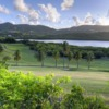 A view of a fairway at Buccaneer Golf Course