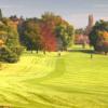A view of a fairway at Geneva Golf Club