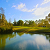 View of the 12th hole at Pebble Creek Golf Club