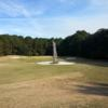A view of a green at TGC at Pleasant Point Plantation