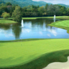 A view of a hole from Greenbrier Course at Greenbrier