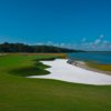 A view of hole #17 at Nicklaus from Colleton River Plantation Club