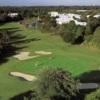 4th green on Disney's Lake Buena Vista course