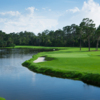 View from the 13th hole on Disney's Palm Course