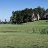 A view from a tee at Big Oaks Golf Course