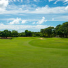 A view from fairway #1 at Teeth of the Dog from Casa de Campo