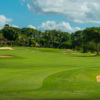 A view from the 3rd tee at Teeth of the Dog from Casa de Campo