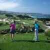 A view from a tee at Monterey Peninsula Country Club