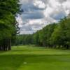 A view from a tee at Pine Acres Country Club