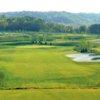 A view of a fairway at Elks Run Golf Club