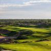 A view from tee #9 at Quivira Golf Club
