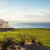 A view of hole #5 at Quivira Golf Club