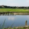 A view over the water from Dye Course at Stonebridge Ranch Country Club (Chuck McKaskill)