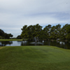 View of a green at Brookhaven Country Club