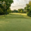 View from the 1st tee at Hawk's Creek Golf Club