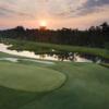 View of a green at The Golf Club at North Hampton