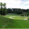A view from the 4th tee at Kane Country Club