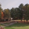 A fall day view from McGregor Links Country Club