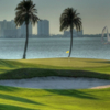 A view of the 14th green at East Course from Belleair Country Club